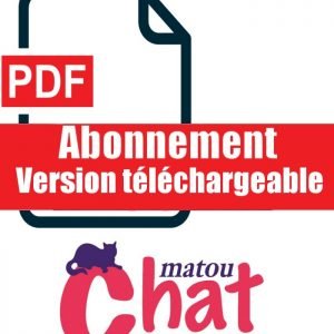 Abonnement Matou Chat version téléchargeable