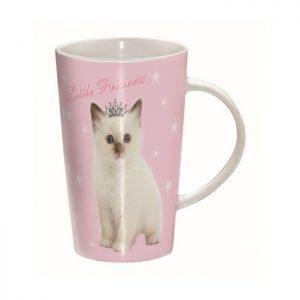 Tasse princesse chaton