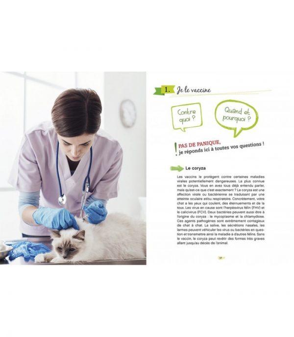 comment rendre mon chat heureux notebook le premier guide veterinaire avec son carnet de bien etre et de sante 4