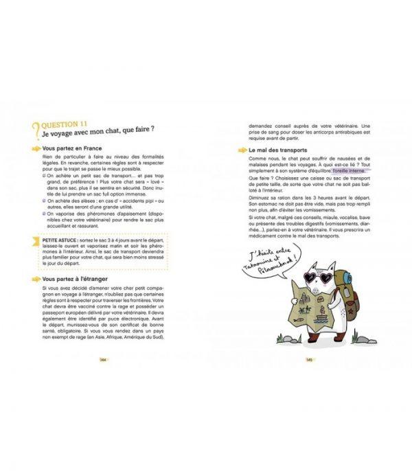 comment rendre mon chat heureux notebook le premier guide veterinaire avec son carnet de bien etre et de sante 7