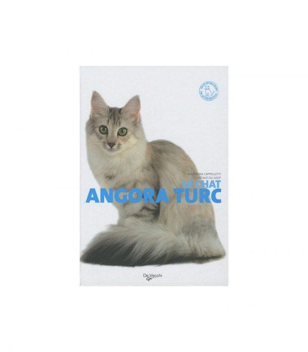 le chat angora turc collection chat de race