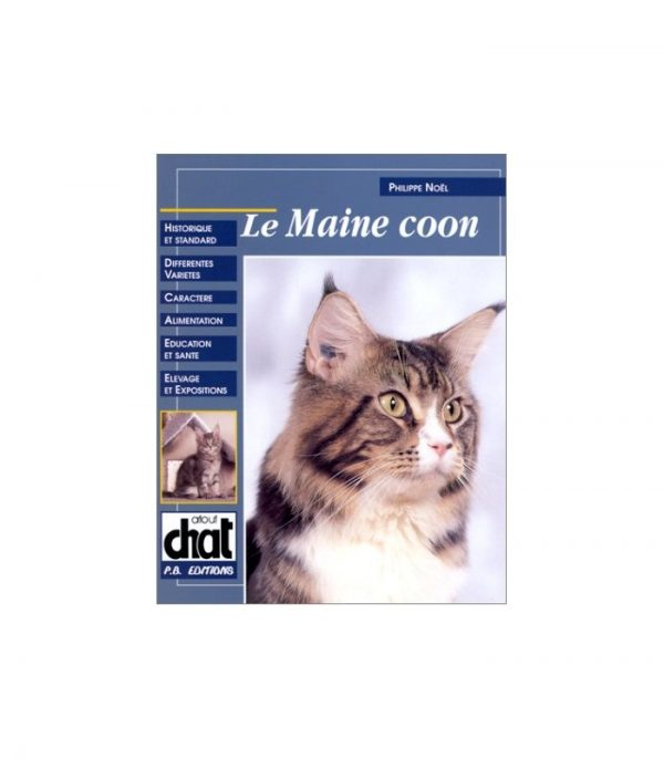 le maine coon philippe noel